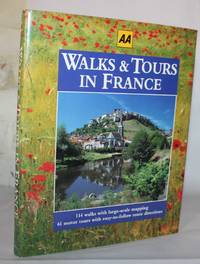 AA Walks and Tours in France