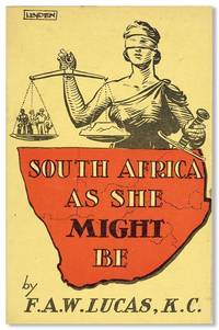 South Africa As She Might Be: Work, Food, Freedom For All - Always