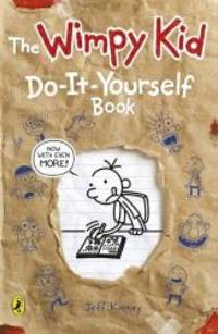 image of Do-It-Yourself Book (Diary of a Wimpy Kid)