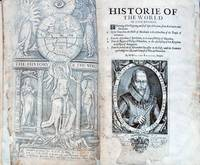 The Historie of the World in Five Bookes by  Knight Sir Walter Ralegh - Hardcover - 1652 - from E C Books and Biblio.co.uk