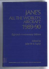 Jane's All the World's Aircraft 1989-90; 80th Anniversary Edition
