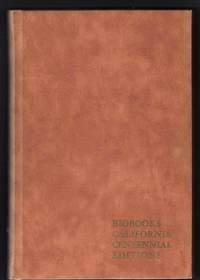 image of Travels In California With Map (Biobooks California Centennial Editions)