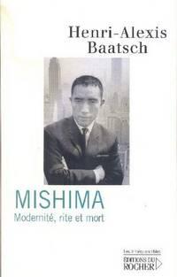 image of Mishima.   Modernité, rite et mort