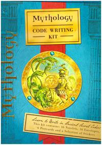 image of Mythology Code Writing Kit: