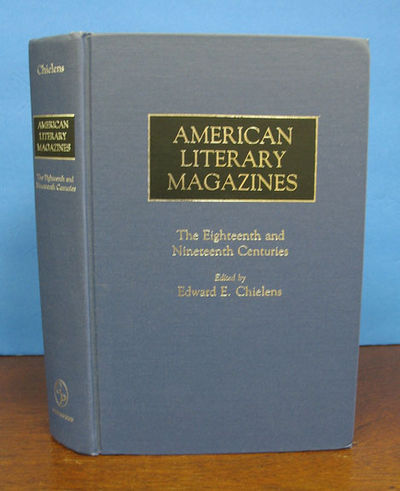 New York: Greenwood Press, 1986. 1st edition. Blue cloth with silver lettering and black highlights....