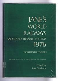 Jane's World Railways 1976, Eighteenth Edition