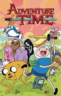 image of Adventure Time (Vol.2) (ADVENTURE TIME)