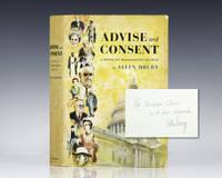Advise and Consent: A Novel of Washington Politics.