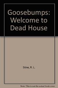 image of Goosebumps: Welcome to Dead House