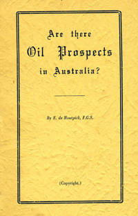 Are There Oil Prospects in Australia