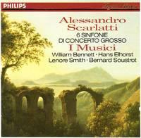 image of 6 [Six] Sinfonie de Concerto Grosso [COMPACT DISC]