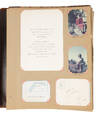 View Image 4 of 9 for Scrapbook Compiled by Columbia University Law Student and Lawyer.. Inventory #71576