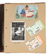 View Image 7 of 9 for Scrapbook Compiled by Columbia University Law Student and Lawyer.. Inventory #71576
