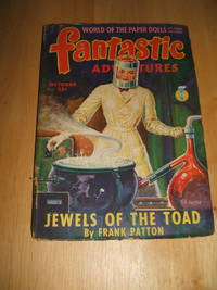 image of Fantastic Adventures for October 1943
