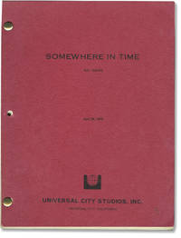image of Somewhere in Time (Original screenplay for the 1980 film)