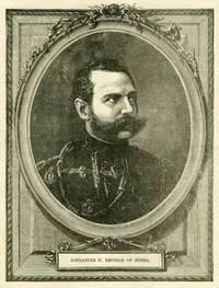 Alexander II. Emperor of Russia