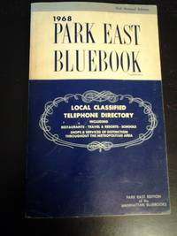 1968 Park East Bluebook