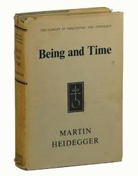 Being and Time by  Martin Heidegger - First Edition - 1962 - from Burnside Rare Books, ABAA (SKU: 150423005)