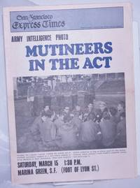 image of San Francisco Express Times: vol.2, #9, March 4, 1969: Mutineers in the Act