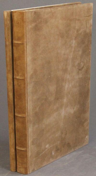 Graz, Austria: Akademische Druck-u. Verlagsanstalt, 1969. Edition limited to 1000 copies, 2 volumes,...