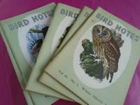 BIRD NOTES Vol. 30 Winter 1961-62 to Autumn 1963 . Nos. 1- 8 Royal Society for the Protection of Birds