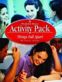 Things Fall Apart - Activity Pack by Chinua Achebe - 2005-02-02 - from Books Express (SKU: 1580496962)