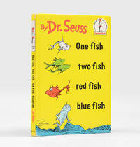 image of One Fish Two Fish Red Fish Blue Fish.