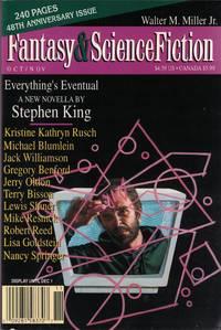 The Magazine of Fantasy & Science Fiction - October/November 1997