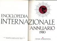 Enciclopedia internazionale. Annuario 1980.
