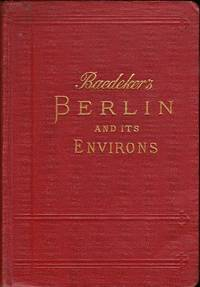 Berlin and its environs. Handbook for travellers
