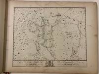 """[Atlas Celeste]; Exceedingly rare edition of John Bevis's 'Unpublished' Atlas Celeste, also referred to by some as the """"Forgotten Star Atlas"""" or the """"Ghost Book"""
