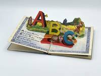 The Daily Express A.B.C. A Book in Which All the Letters of the Alphabet Stand up in Life-Like Form When the Pages Open