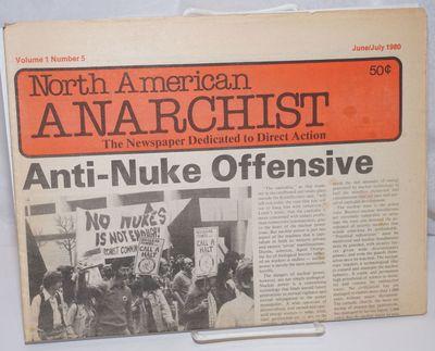 Toronto: Anarchist-Communist Federation of North-America, 1980. 16p. tabloid format newspaper, horiz...