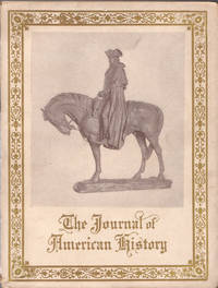 image of A Vintage Issue of the Journal of American History for April May June 1914