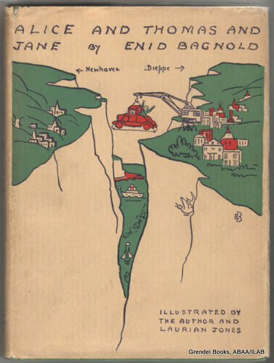 NY:: Junior Literary Guild,. Very Good in Very Good dust jacket. 1931. Hardcover. Illustrated by the...