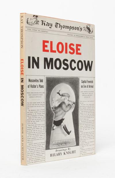 New York: Simon & Schuster, 1959. First edition. Fine/Near Fine. Book in Fine condition, clean and b...