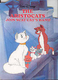The Aristocats Join Scat Cat's Band