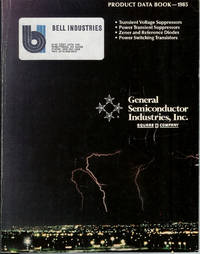 General Semiconductor Product Data Book 1985