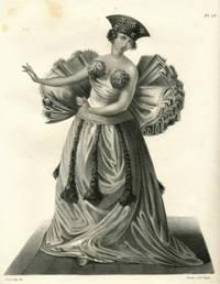 Eene Otaheitsche danseres