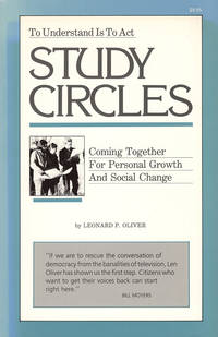Study Circles: Coming Together for Personal Growth and Social Change