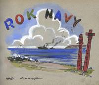 ROK NAVY [Interior Title, Original Photograph Album]