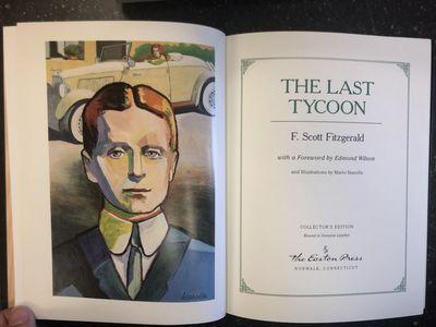 Norwalk, CT: Easton Press, 1991. Hardcover. Octavo, 190 pages; VG; bound in fine blue genuine leathe...