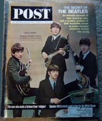 The Saturday Evening Post 237th Year, Issue No. 11 (March 21, 1964)