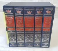 The Complete Artscroll Machzor [5 Vol Boxed Set]