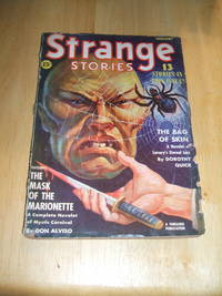image of Strange Stories for February 1940
