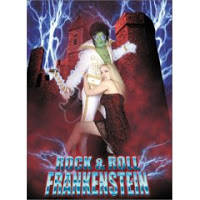 Rock 'n' Roll Frankenstein VHS