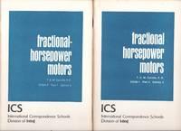 image of FRACTIONAL HORSEPOWER MOTORS: Part 1 & 2 (complete).