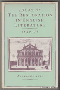 IDEAS OF THE RESTORATION IN ENGLISH LITERATURE 1660-71