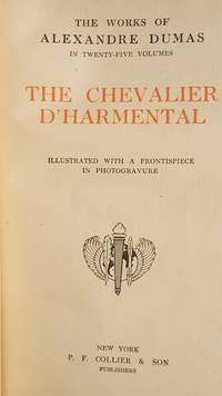 image of The Chevalier D'Harmental