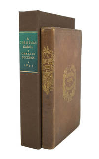 Collecting A Christmas Carol By Dickens Charles First Edition Identification Guide